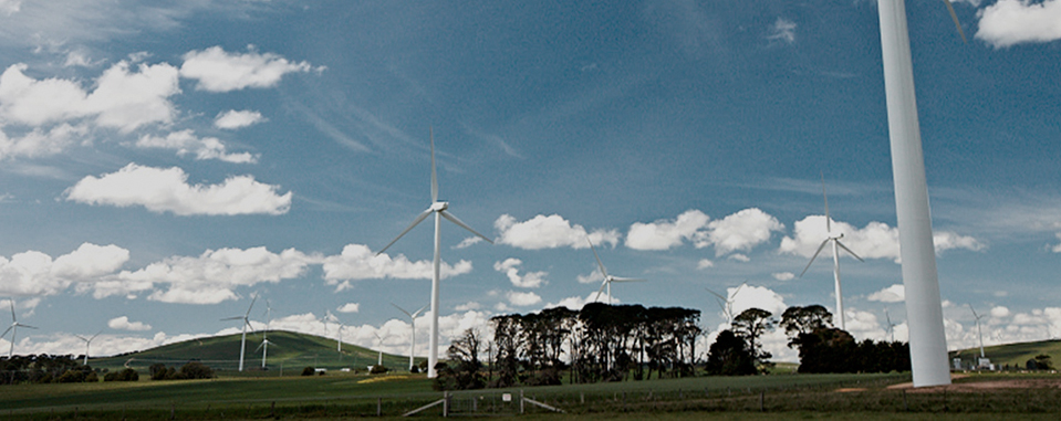 Mortlake South Wind Farm